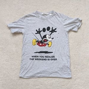 H&M + Disney Mickey Mouse T